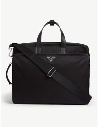 Prada Nylon briefcase