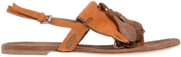 Ermanno Scervino ERMANNO DI Toe strap sandals
