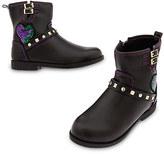 Disney Descendants 2 Faux Leather Boots for Girls