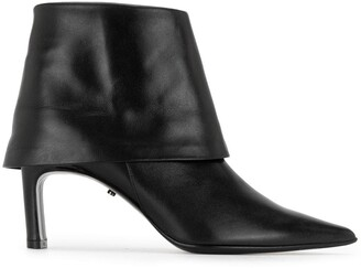 Dorothee Schumacher Foldover Ankle Boots