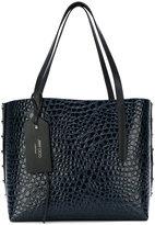Jimmy Choo Twist East West tote bag - women - Calf Leather - One Size
