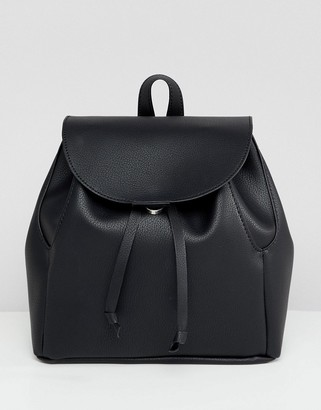 Asos Design DESIGN soft minimal backpack