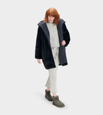 UGG Nori Oversized Coat- Faux Fur