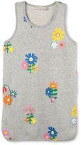 Stella McCartney graphic flowers lydia dress