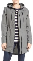 Canada Goose Women's Brossard Hooded Drop Tail Jacket