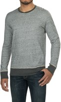 Jeremiah Russell Cotton Crew Neck Shirt - Long Sleeve (For Men)