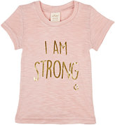 "Oh Baby Oh Baby! ""I Am Strong"" Bamboo T-Shirt"