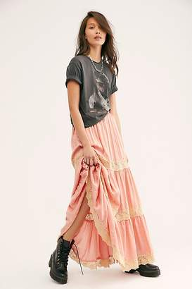 Free People Spell And The Gypsy Collective Ocean Maxi Skirt by Spell and the Gypsy Collective at
