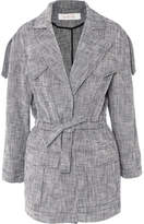 See by Chloe Drawstring Cotton-blend Jacket