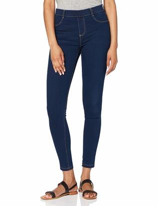 Dorothy Perkins Women's Indigo Regular Length Eden Jeggings Jeans 6