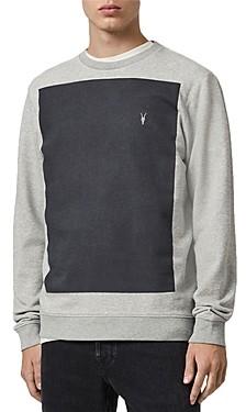 AllSaints Lobke Color Blocked Sweatshirt