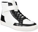 GUESS Men's Mendoza High Top Sneakers Men's Shoes