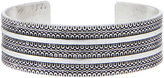 Accessorize Ethnic Detailed Cuff Bracelet