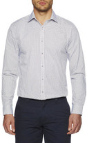 Ben Sherman Circle Geo Printed Formal Slim Fit (Kings) Shirt