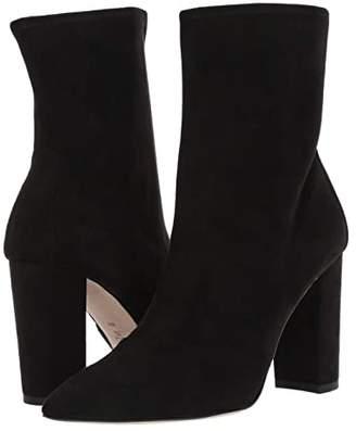 Pelle Moda Edie (Black Stretch) Women's Shoes