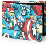 Marvel Captain America Slimfold Wallet