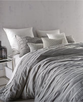 "DKNY Loft Stripe Gray 11"" x 22"" Decorative Pillow"