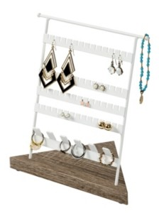 Honey-Can-Do Earring Stand