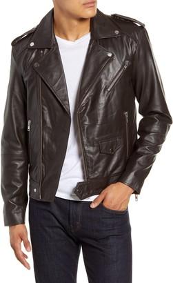 Deadwood River Original Leather Jacket