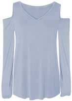 Dex Powder Blue Top