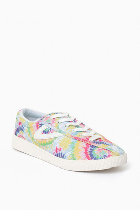 Tretorn Disco Tie Dye Nylite40Plus Sneakers