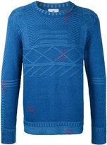 Kent & Curwen crew neck jumper - men - Cotton - M