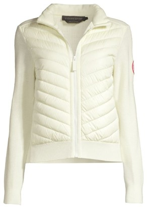 Canada Goose Hybridge Quilted Down Filled Jacket