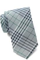 Ben Sherman Plaid Silk Tie