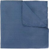 HUGO BOSS fine print pocket square