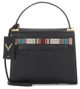 Valentino Garavani My Rockstud embellished leather shoulder bag