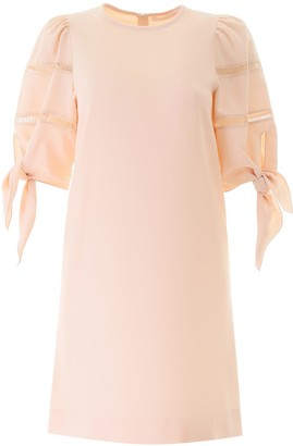 See by Chloe Dress With Knots
