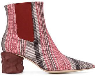 Camperlab Juanita 60mm striped boots