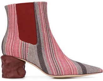 CamperLab Juanita 60mm striped boots
