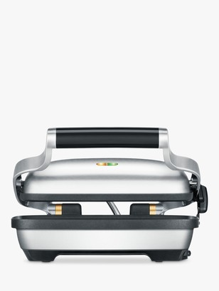 Sage The Perfect Press Sandwich Maker, Silver