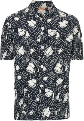 Fake Alpha Vintage 1950's Hawaiian shirt