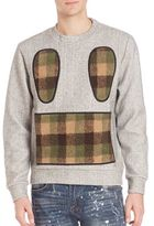 Mostly Heard Rarely Seen Pullover Sweatshirt