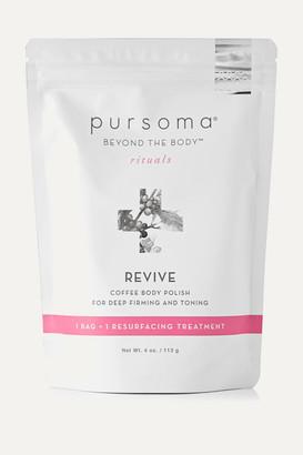 PURSOMA Revive Coffee Body Polish, 113g