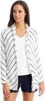 J.Mclaughlin Ansel Striped Cardigan