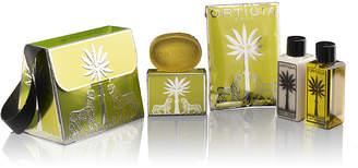 Ortigia Handbag Gift Set - Lime Di Sicilia