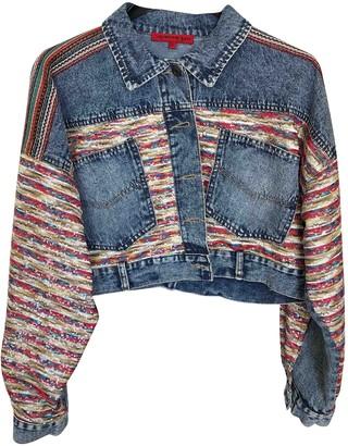 Vivienne Tam Blue Denim - Jeans Jacket for Women