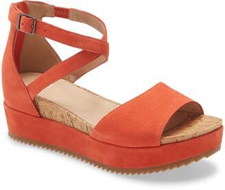 Eileen Fisher Emmy Platform Sandal