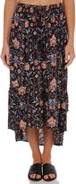Volcom Womens Lotus Garden Maxi Skirt
