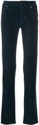 Jacob Cohen low rise trousers