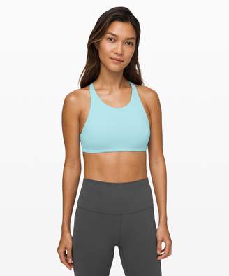 Lululemon Free to Be Bra *Wild High Neck Online Only