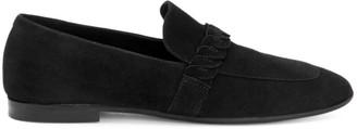 Aquatalia Carlee Suede Loafers