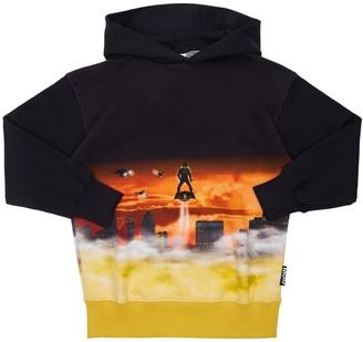 Molo Printed Organic Cotton Sweatshirt
