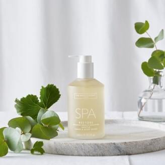 The White Company Spa Restore Gentle Hand & Body Wash, No Colour, One Size