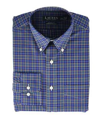 Lauren Ralph Lauren Non-Iron Poplin Holiday Dress Shirt