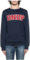Dondup Navy Blue Gehrig Sweatshirt