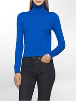 Calvin Klein Solid Turtleneck Sweater
